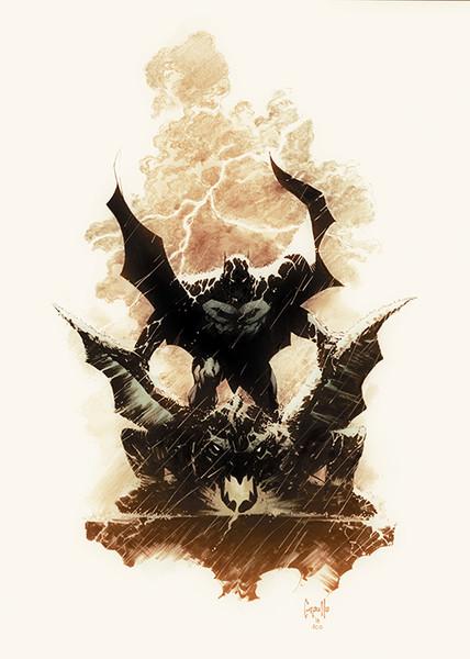 Detective Comics #1000 - Variant 2010