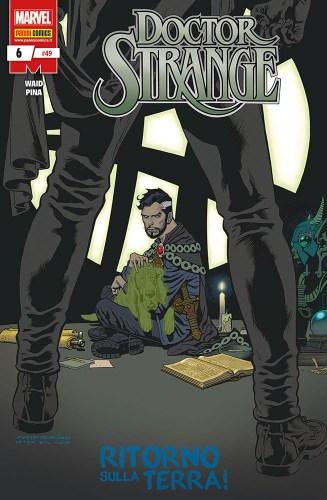 Panini Comics: annunciate le uscite Marvel del 7 marzo 2019 - Doctor Strange 6