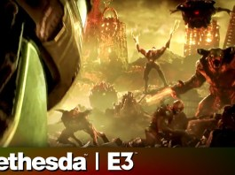 Bethesda E3 2019 conferenza Doom Eternal