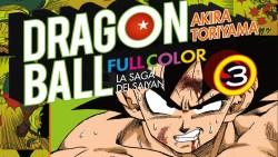 Dragon Ball Full Color – La Saga Dei Saiyan N. 3: Goku Vs Vegeta!