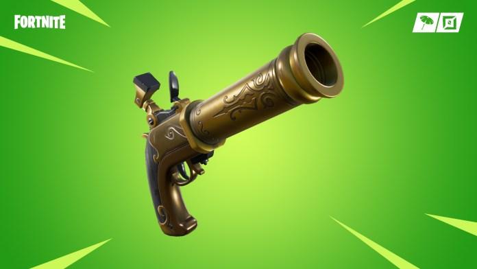 Fortnite Epic Games new Gun