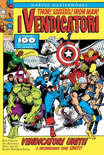 I Vendicatori 9 - Panini Comics: annunciate le uscite Marvel del 28 marzo 2019