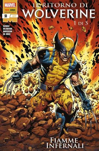 Il Ritorno di Wolverine 51