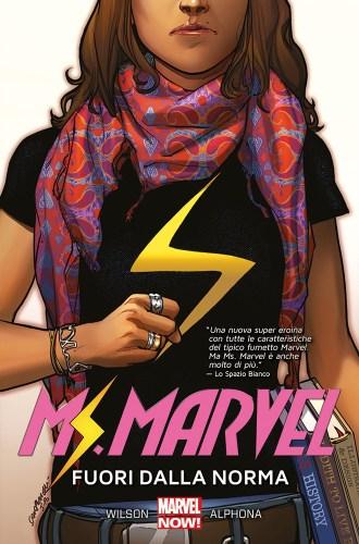 Ms. Marvel 1 - Fuori dalla norma