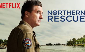 Northern Rescue recensione netflix serie baldwin
