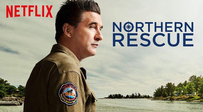 Northern Rescue recensione netflix serie baldwin