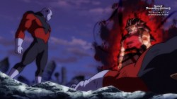 Dragon Ball Heroes: Jiren vs Cumber