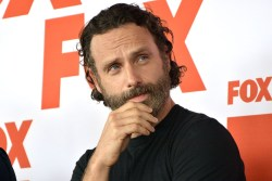 Andrew Lincoln avvistato sul set di The Walking Dead