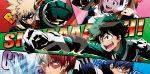 My Hero Academia: Licenza Provvisoria da Eroe per Todoroki e Bakugo