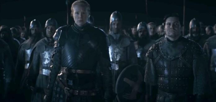 Brienne e Podrick (Credits: HBO)