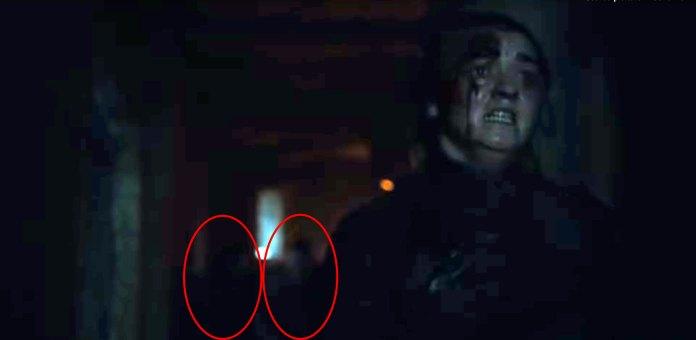 Arya in fuga (Credits: HBO)