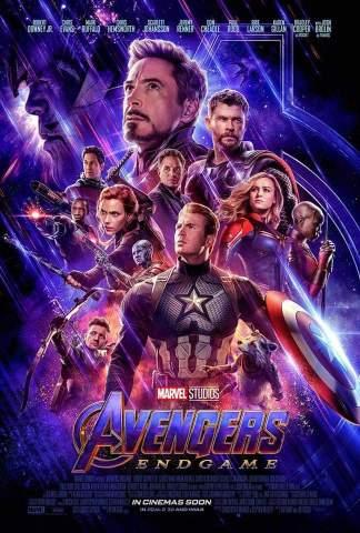 Avengers: Endgame Poster trailer - Robert Downey Jr.
