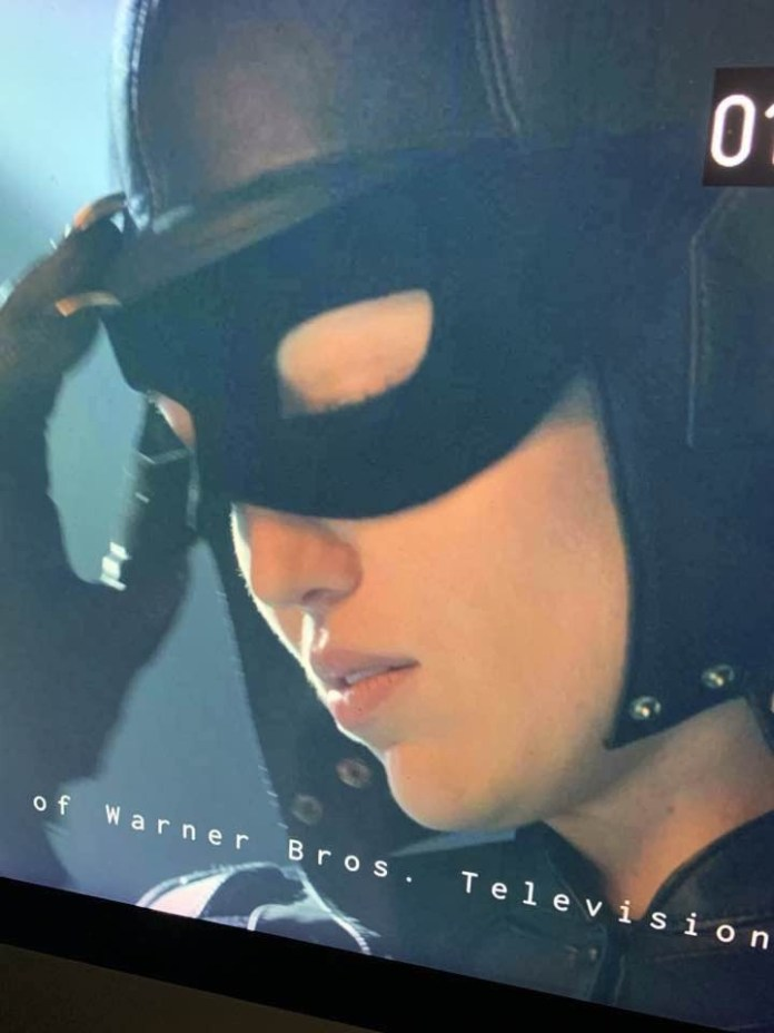 Gotham: svelate le prime foto di Catwoman nel finale di serie? Gotham Joker Batman Catwoman
