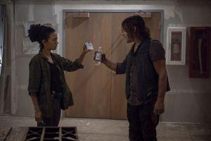 The Walking Dead, Daryl e Connie potrebbero essere più che amici?