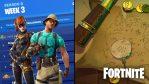 Fortnite: Stagione 8 Week 3
