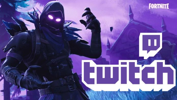 Fortnite on Twitch