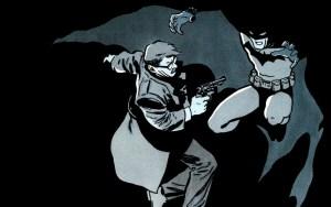 Il titolo del fumetto - Batman Anno Uno