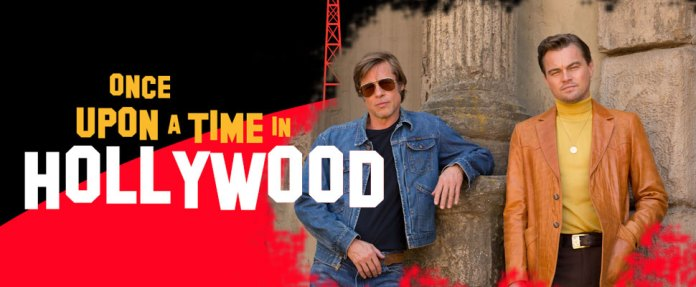 Once Upon a Time in Hollywood - Leonardo Di Caprio e Brad Pitt - Charles Manson