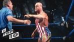WWE Raw: Kurt Angle annuncia il ritiro nel match del WrestleMania 35