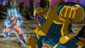 Dragon Ball Heroes: Goku entra a far parte degli Avengers?
