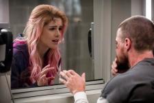 Arrow: l'ultimo giorno di Emily Bett Rickards sul set