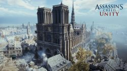 Assassin's Creed Unity gratuito su Uplay per solidarietà a Notre Dame di Parigi