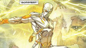 The Flash: ecco Godspeed nelle prime immagini ufficiali!