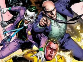 RW edizioni: Uscite DC Comics