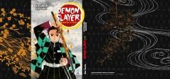 Demon Slayer – Kimetsu no Yaiba: una speciale sovracoperta celebrativa in regalo con il primo volume!