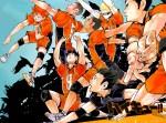 Haikyu 344: Karasuno VS Kamomedai continua! [SPOILER]