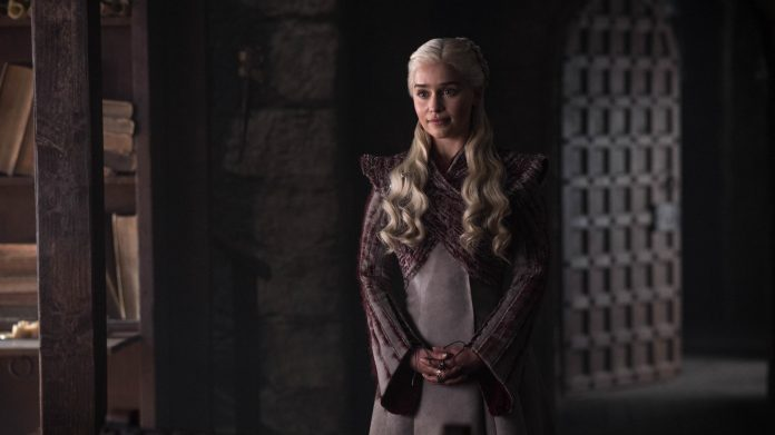 Game of Thrones: daenerys Targaryen Emilia Clarke