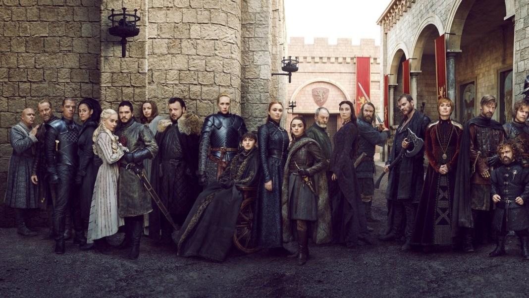Game of Thrones 8: Cast