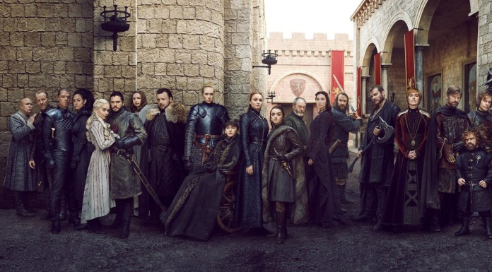 Game of Thrones 8: Cast