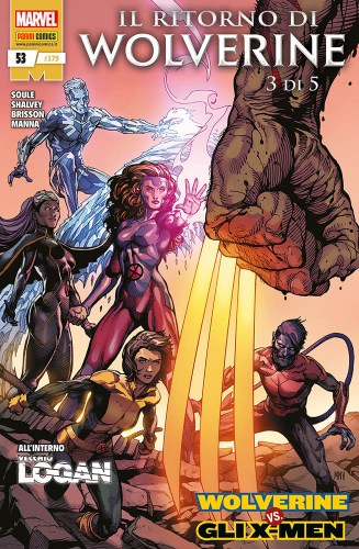 Il Ritorno di Wolverine 53