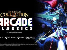 Konami Arcade Classics Collection