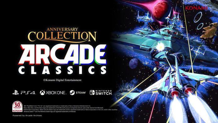 Konami Arcade Classics Collection