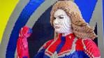 Avengers: Endgame - LEGO realizza Captain Marvel a grandezza naturale
