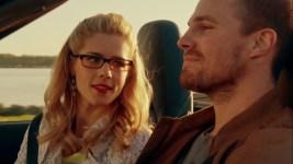 Arrow: Stephen Amell sull'importanza per lui sia di Felicity che di Emily Bett Rickards