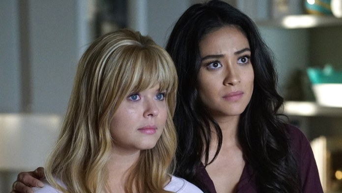 PLL Emison fine The Perfectionists