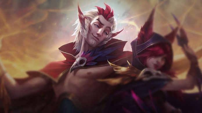 Rakan League of Legends