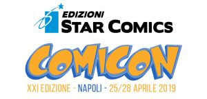 Edizioni Star Comics a Comicon 2019: Tantissimi regali per voi!