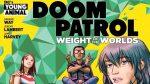 DC Comics: riparte Young Animal, la linea editoriale di Gerard Way