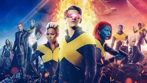 x-men: dark phoenix - uscito un nuovo poster