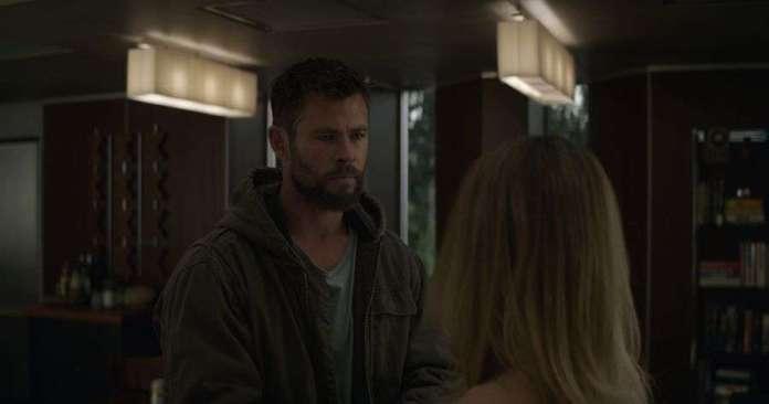 Thor e Captain Marvel