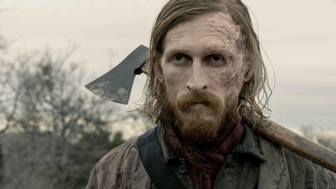 Fear The Walking Dead Dwight