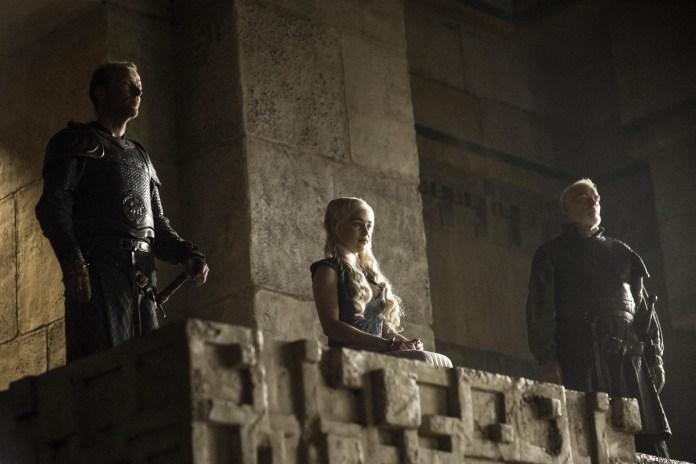 Daenerys a Meereen