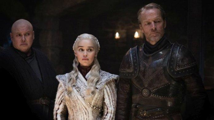 Varys, Daenerys e Jorah