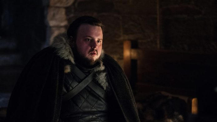 Game of Thrones: Samwell Tarly - Trono di Spade Sam Tarly