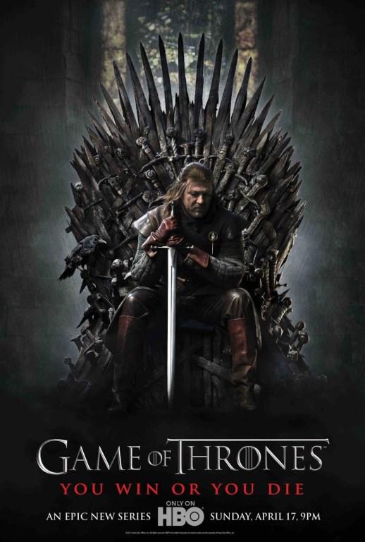 Game of Thrones: la prima stagione poster Ned Stark Bran Re Corvo