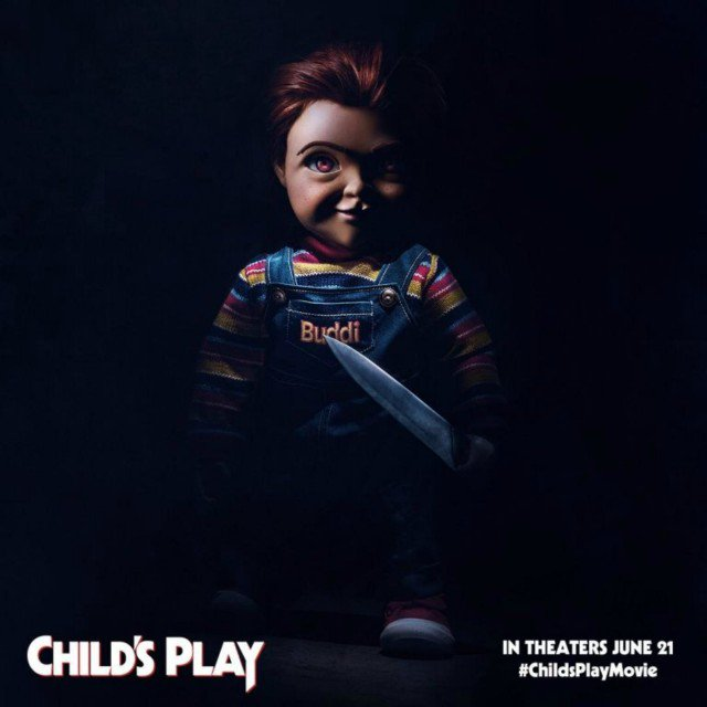 Child's Play - la bambola assassina -horror - poster
